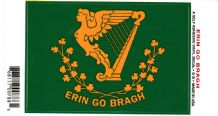 ERIN GO BRAGH (IRELAND FOREVER) - STICKER